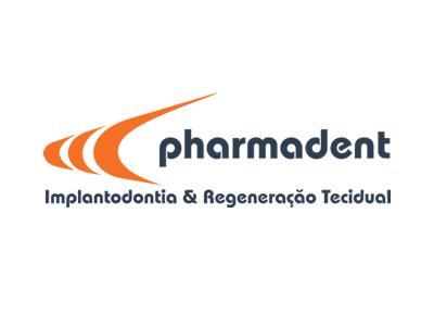Criação de Loja Virtual do cliente Pharmadent Implantodontia & Regeneração Tecidual.